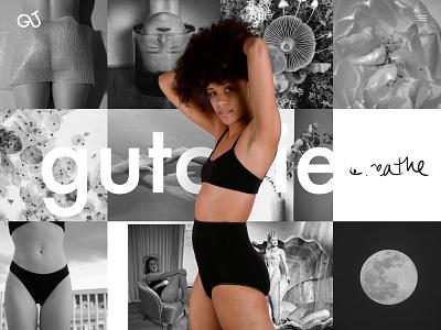 Gutchies Landing Page portfolio ecommerce ui ux landing web