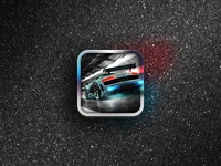 Racing Game Launcher Icon