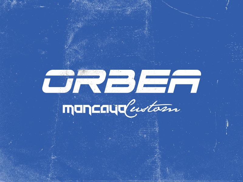 Orbea Moncayo Logo Restoration bike bicycle cycling logo restoration orbea 80s old vintage retro