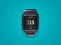 Tomtom Multisport Smartwatch