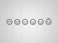 Stones Emotion Icons