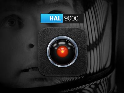 Hal9000 icon