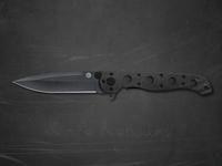 Dribble Knife in Black