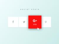 Social Share Concept