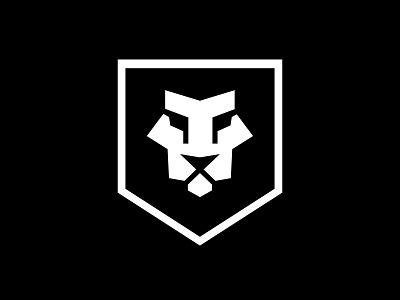 FC Enisey football club shield soccer emblem sign mark football logo lion lion head lion logo football