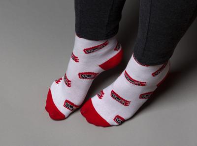 8-bit console socks