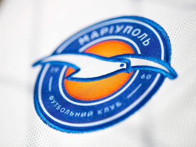 "FC ""Mariupol"" emblem"