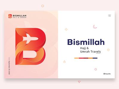 B Logo Mark Hajj & Umrah