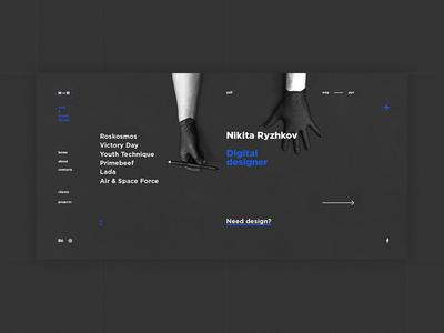 Portfolio design digitaldesigner designer website site webdesign design portfolio