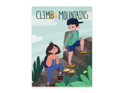 Let's go climb together