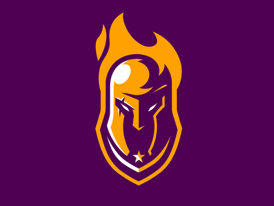 Flame Warriors Sport Logo For Sale