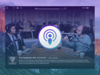 Podcasts for OSX