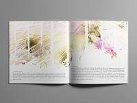 """Album booklet """"Stillstand Voran"""""""