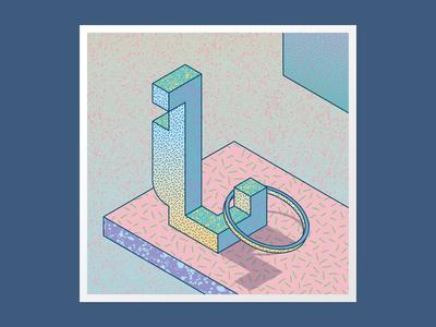 Isometric L
