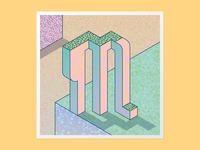 Isometric M