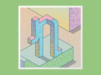 Isometric N