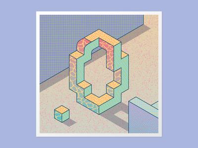 Isometric O