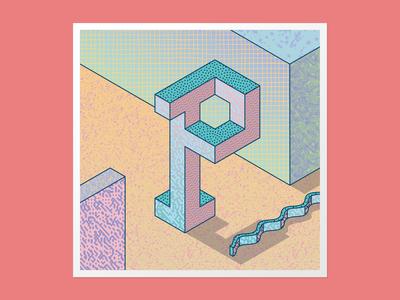 Isometric P