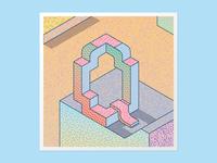 Isometric Q