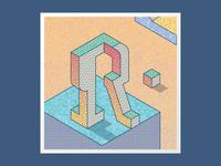 Isometric R