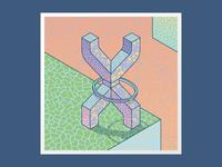 Isometric X