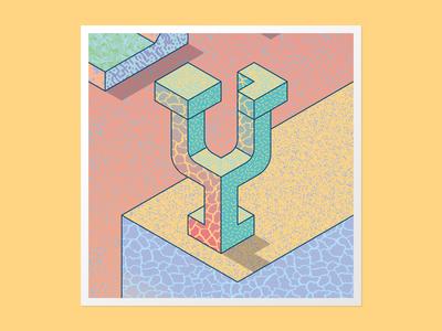 Isometric Y
