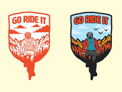 Ride It illustration
