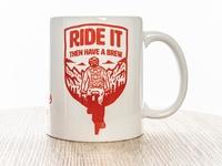 Ride It Mug