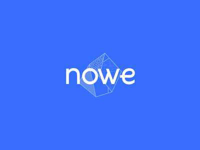 Nowe logo new logos logomark illustration symbol signet branding mark logo design logotype corporate identity logo