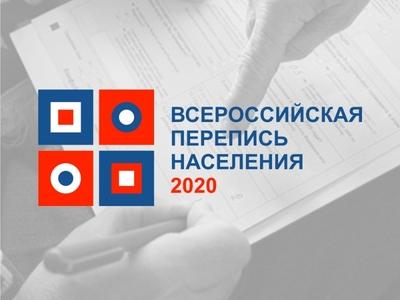 All-Russian Census 2020 Logo Concept