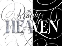 The Beauty Of Heaven Dribbble