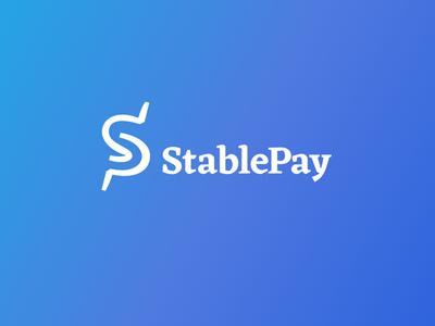 StablePay design logo branding