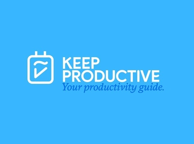 Keep Productive Redesign