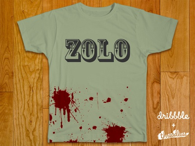 Zombies Only Live Once...
