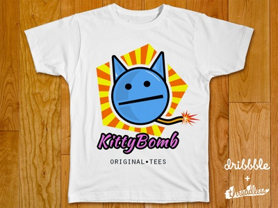 KittyBomb Tees