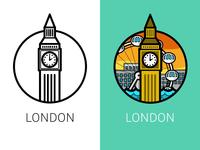 Monuments - London