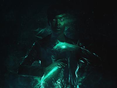 Arcore Composite photo art photo manipulation retouching photoshop game design fantasy digital art composite
