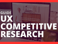 Guide - UX Competitive Research