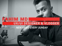 UX/UI YouTube Channel