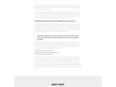 Holver - Free Portfolio PSD Template showcase clapat website psd portfolio minimal template
