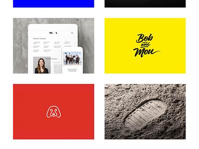 Maestro Portfolio Design showcase minimal agency layout masonry grid portfolio
