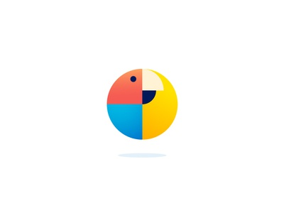 Scholar bird logo bird icon bird vector app study quiz scholar helsinki illustrator illustration education parrot logo