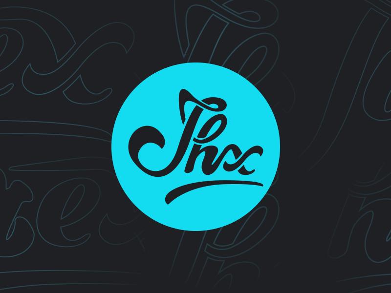 Juhrex Personal Brand logo brand marca icono icon logotipo marca personal azul blue dark behance project