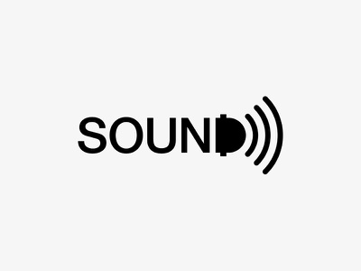 Sound Logo danieleris daniel eris music minimal audio wave logo speaker sound