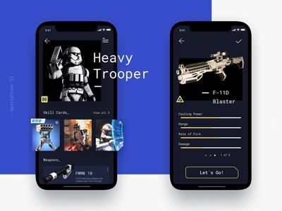 Battlefront II App