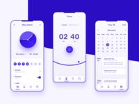 Reminder / Alarm UI