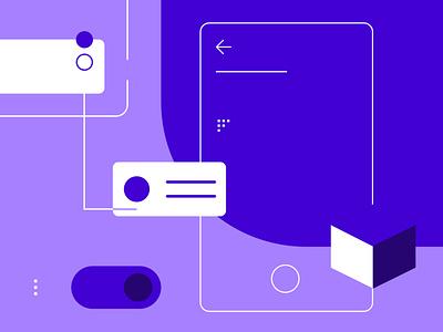 Construcción de interfaz / Definir app responsive website branding material design travel sketch illustration despegar define ux process visual design