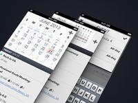 Agenda Calendar 4 UI