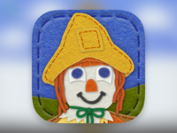 Sydney the Scarecrow App Icon
