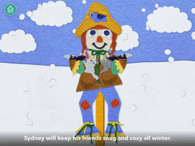 Sydney The Scarecrow The End